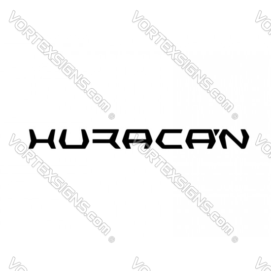 lamborghini Huracan sticker exterior accessory wall