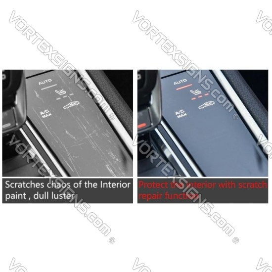 2017 2018 2019 Porsche Panamera  center console protection film