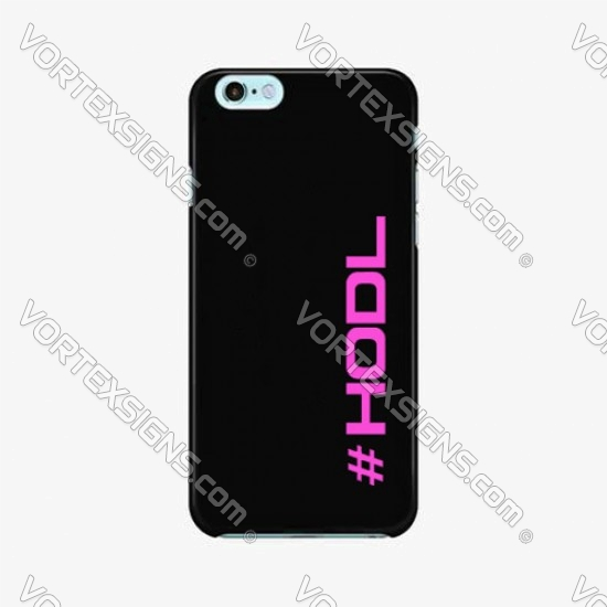 #Hodl Phone decal sticker