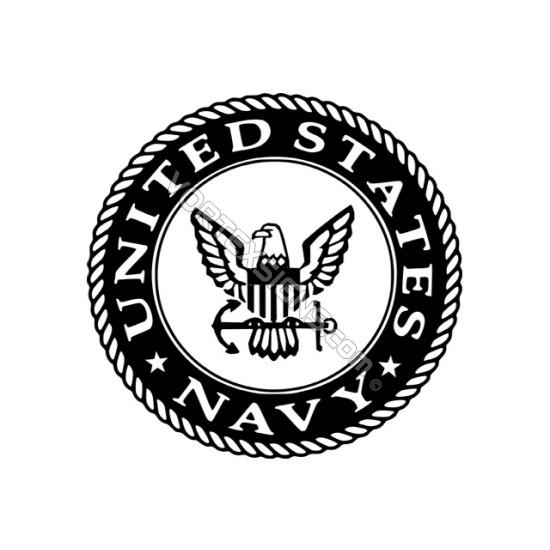 US Navy sticker