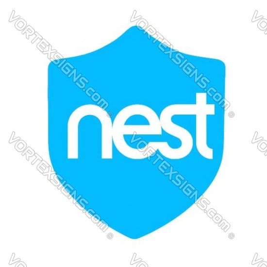 Nest shield sticker for sale