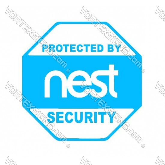 Nest shield sticker for sale