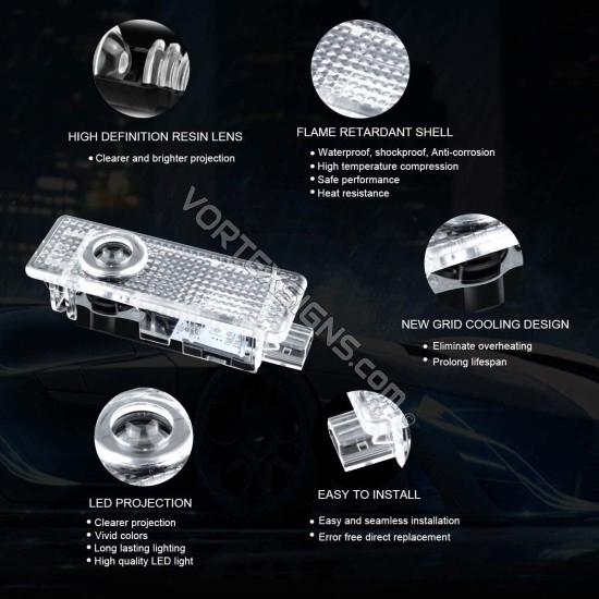Rolls Royce Projector Courtesy Door lights