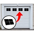 Garage Door Decals